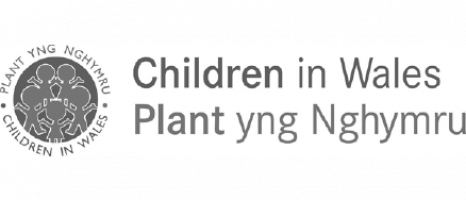 Logo Children in Wales